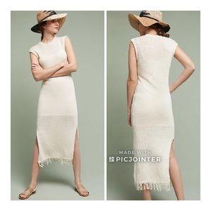 Isla Midi Dress Callahan Ivory XXS Knit